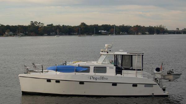 Endeavour Catamaran 44 TrawlerCat