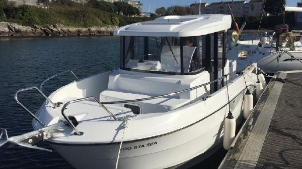Beneteau Barracuda 7 Barracuda 7 New 2018 Hull