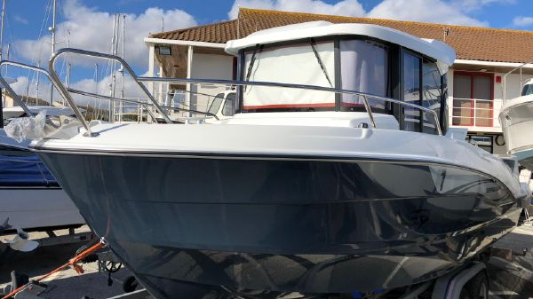 Beneteau Barracuda 7