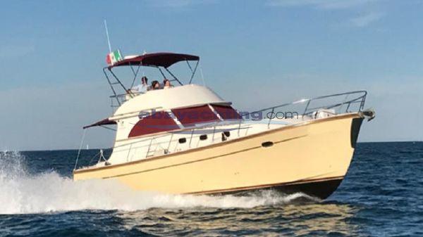 Cantieri Estensi 440 GOLDSTAR FLY