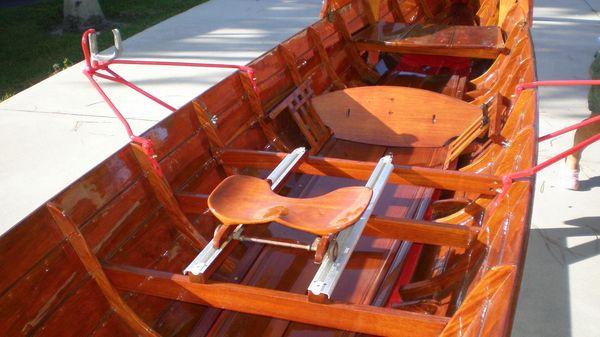 Messum & Son Rowing Skiff