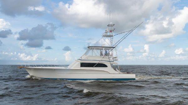 Buddy Davis 61 Sportfish