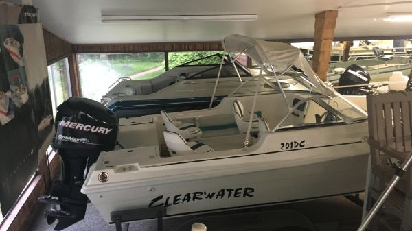 Clearwater 201 Dual Console