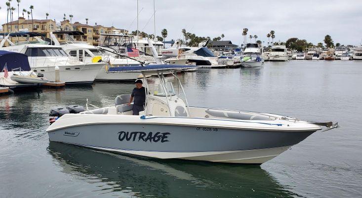 Boston Whaler 270 Outrage - main image