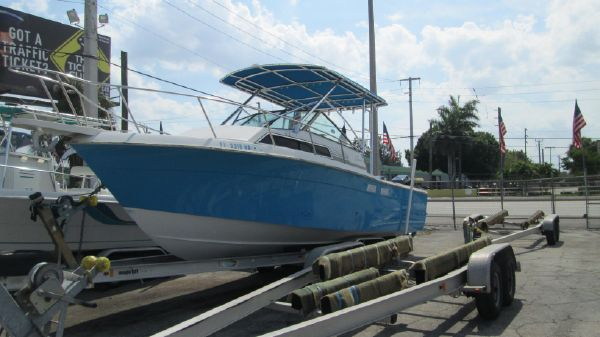 Wellcraft 2800 Coastal Offshore Fisherman