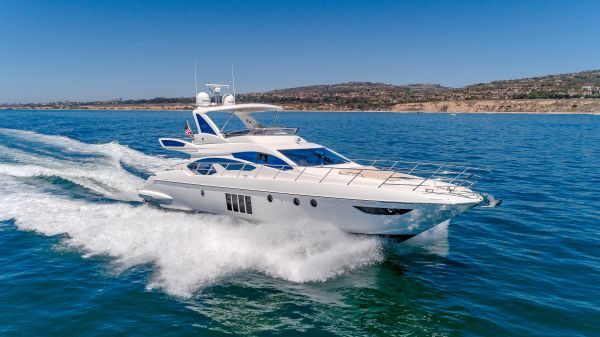 Azimut Dragon 66 Flybridge