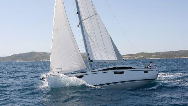 Bavaria Vision 46 Manufacturer Provided Image: Bavaria Vision 46 Sailing