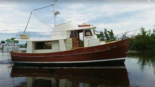 Krogen Design Custom Trawler