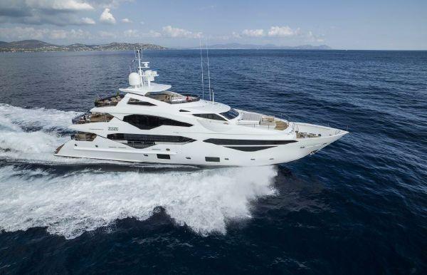 2018 Sunseeker 131 Yacht