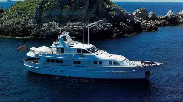 Motor Yacht Astilleros de Mallorca