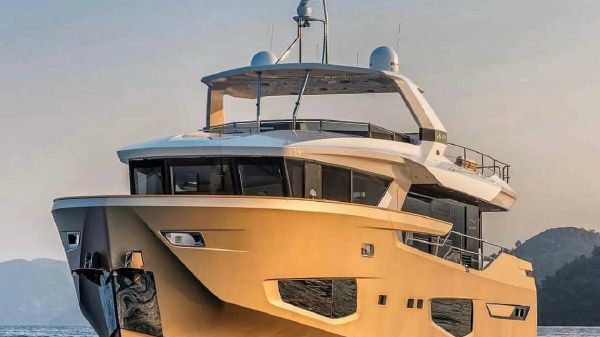 Numarine 26XP Hull #11
