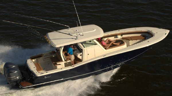 Scout Boats 350 LXF Manufacturer Provided Image