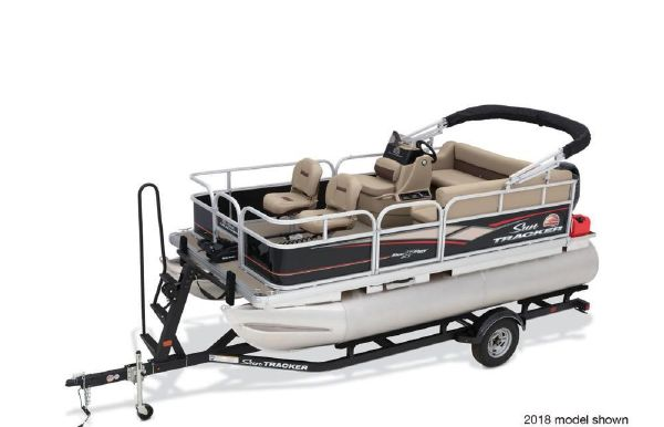 2019 Sun Tracker Bass Buggy 16 DLX