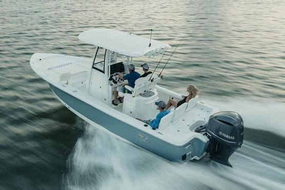 2021 Sea Hunt BX 25 FS