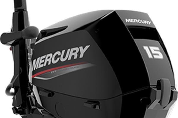 Mercury Fourstroke 15 hp EFI