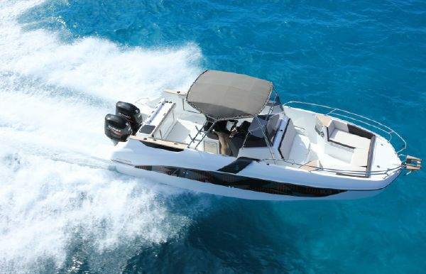 2017 Beneteau Flyer 8.8 Spacedeck