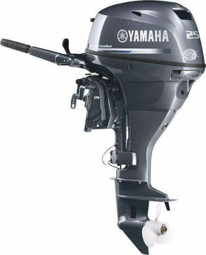 Yamaha Boats F25SMHA
