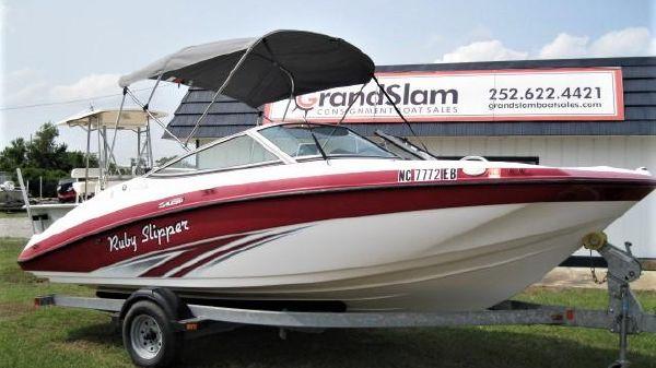 Yamaha Boats RX 1800 JET BOAT