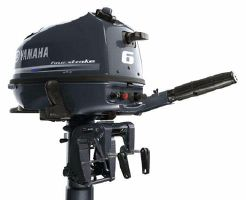 Yamaha Boats F6SMHA