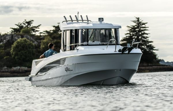 2018 Beneteau Barracuda 7