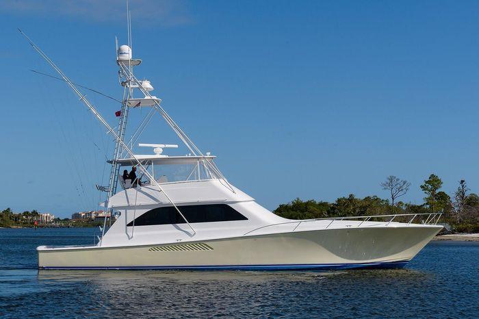 2003 Viking Yachts 65 Convertible