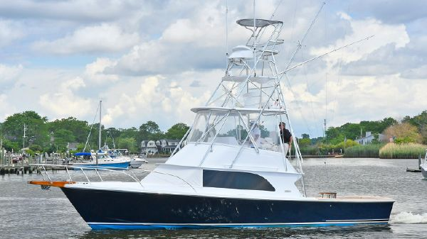 Liberty 42 Flybridge