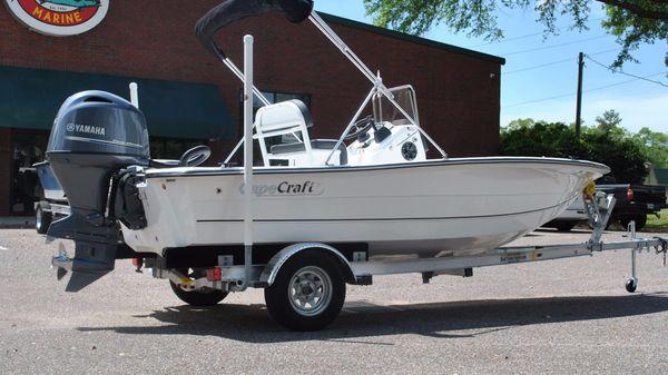 Cape Craft 180 CC (White)
