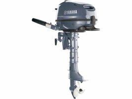 Yamaha Boats F4SMHA