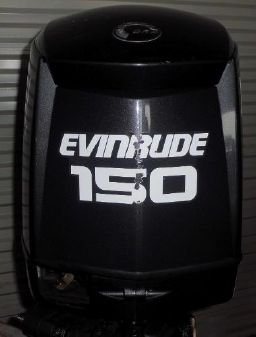 Evinrude E150DGXAB image