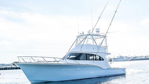 Custom Carolina 45 Custom Jersey Cape Sportfish