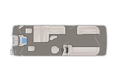 2020 Bennington S 25 SS APG
