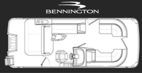 Bennington 23 LXSB