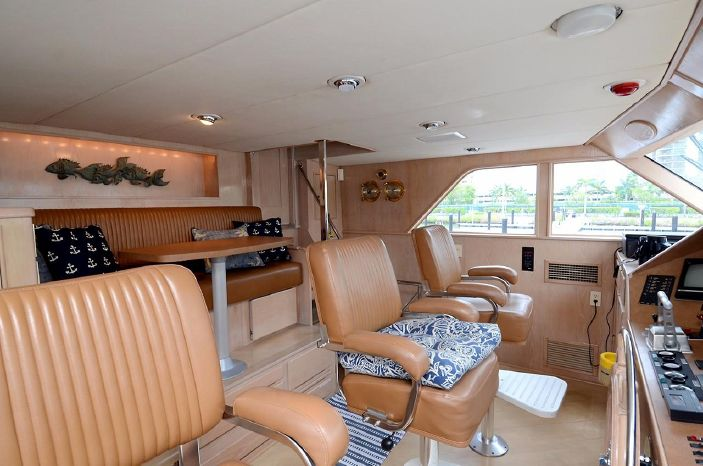 1990 Burger RPMY For Sale BoatsalesListing