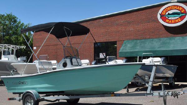 Cape Craft 160 CC (Seafoam Green)