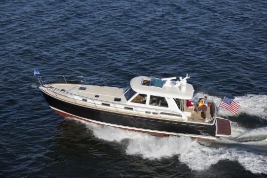 2016 Sabre Yachts Salon Express