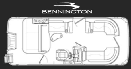 Bennington 22 LSB