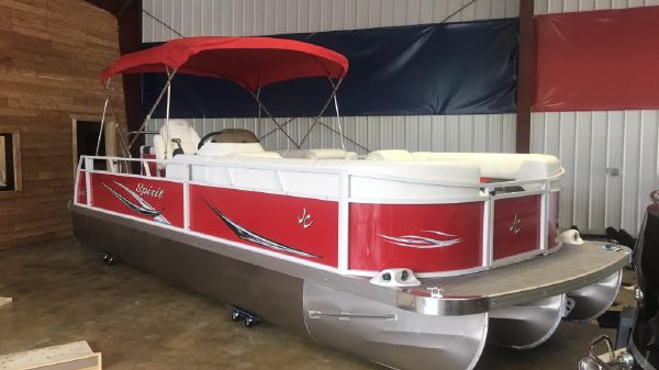 JC PONTOON Spirit 242 TT Sport