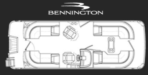 Bennington 24 LXFB