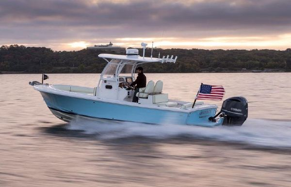 2021 Hunt Yachts 26 Center Console