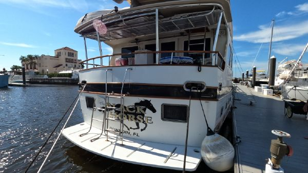 Marine Trading Med Yacht 62 - Marine Trading