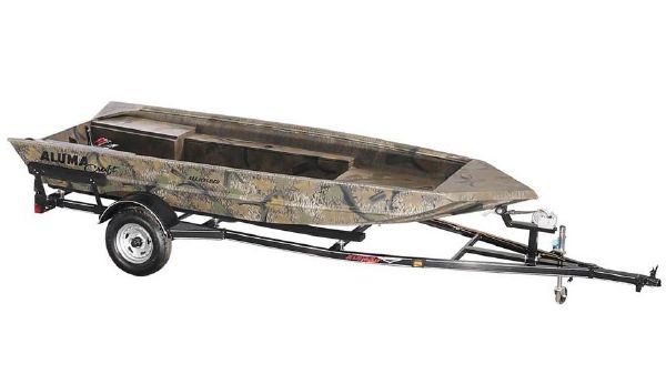 Alumacraft Waterfowler 15 Camo Manufacturer Provided Image
