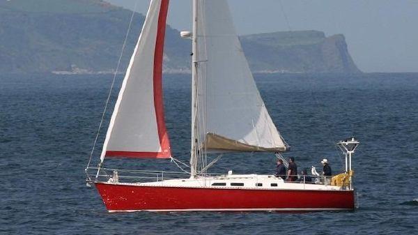 Van De Stadt Forna 37 Sailing