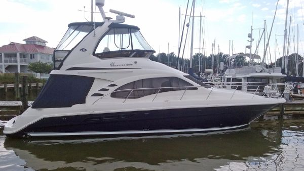 Sea Ray 420 Sedan Bridge Sea Ray 420
