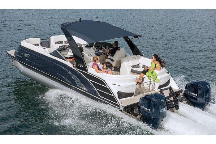 2019 Bennington QX 27 Wide-Beam Fastback - Gage Boats