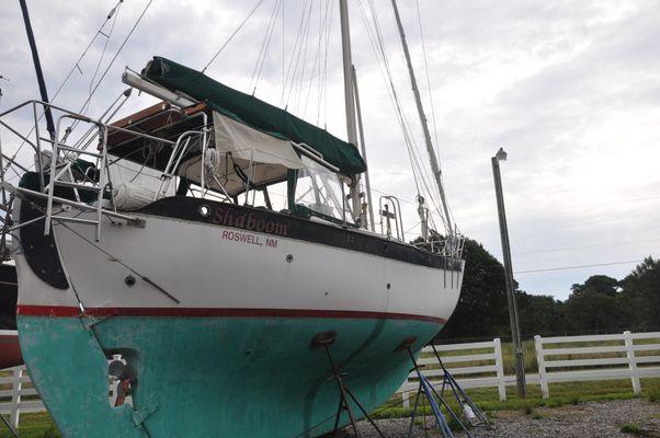 Westsail 32 - main image