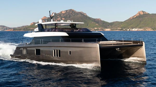 Sunreef 80 Sunreef Power - Hull 8