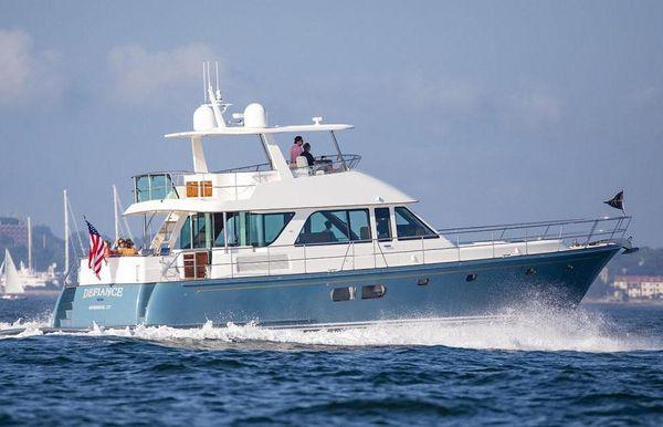 2021 Hunt Yachts 63 Ocean