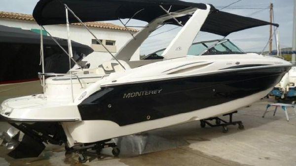 Monterey 278 SSX