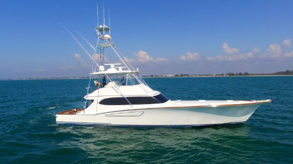 Mark Willis 76' Custom Sportfish
