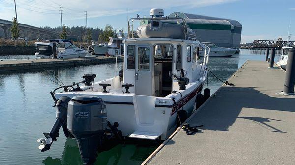 Osprey Pilothouse Fisherman